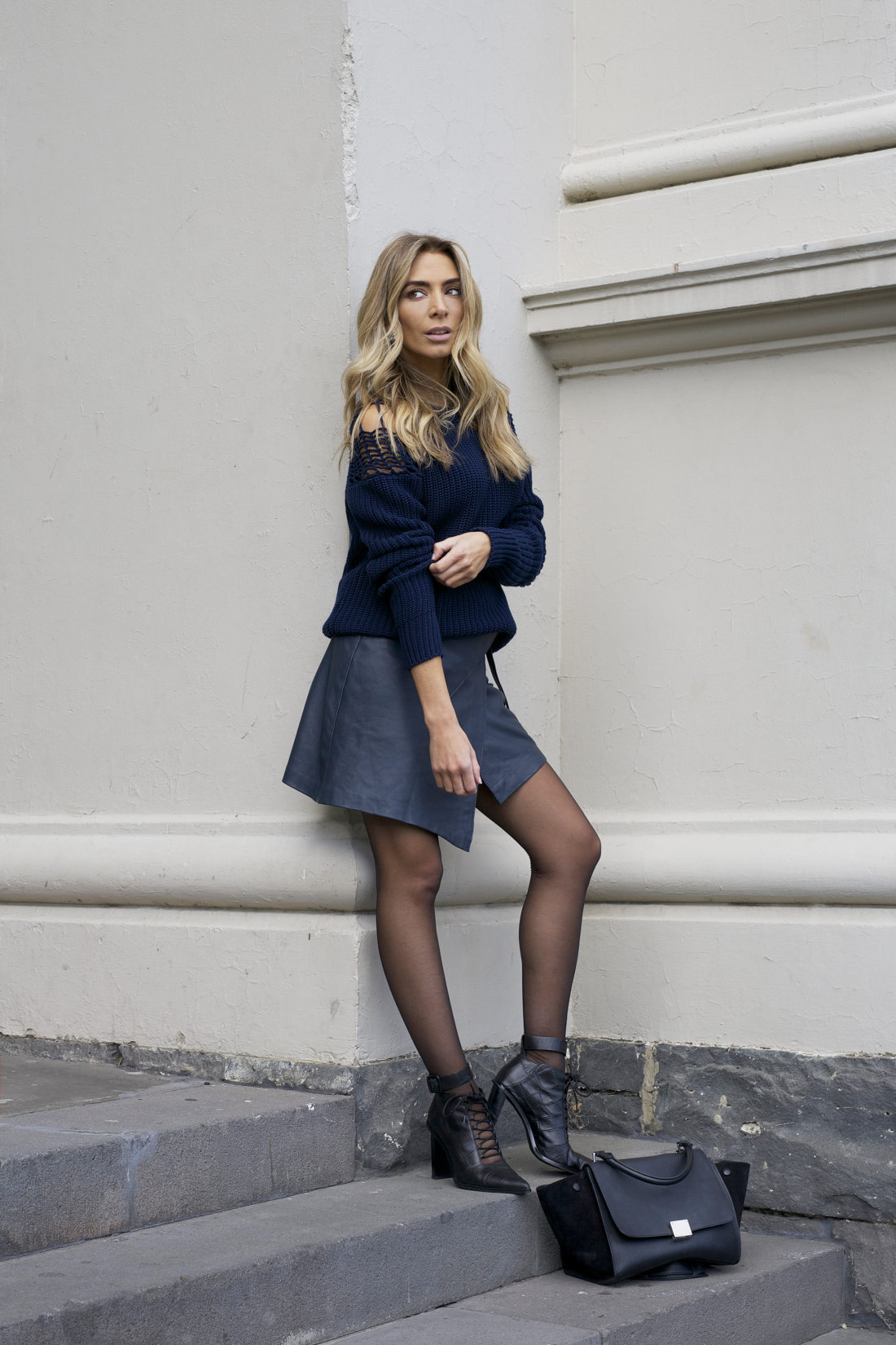 4 WAYS TO WEAR TIGHTS THIS WINTER
