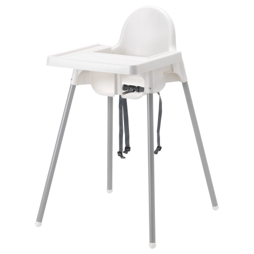 baby products, white antilop chair ikea, high chair
