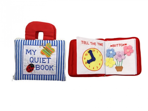 baby products, my quiet book