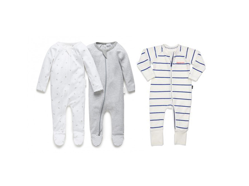 baby products, chronicles of nadia, zip up onsie, bonds